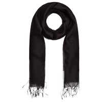 Damsel In A Dress Sculptural Scarf Black