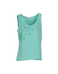 Gigue Tops Turquoise