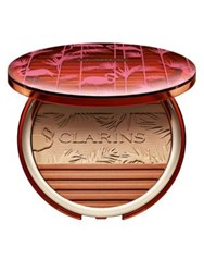 Clarins Limited Edition Bronzing Palette No Color