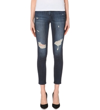 Genetic Denim Solace Skinny High Rise Jeans Montage