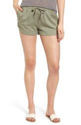 Rvca Women's Yume Cotton Shorts