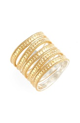 Anna Beck 'Gili' Stack Ring Nordstrom Exclusive Gold Silver