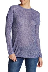 Volcom Ready To Go Pullover Blue