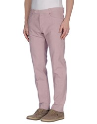 Italia Independent Trousers Casual Trousers Men Pastel Pink