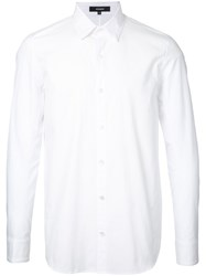 Attachment Classic Shirt White