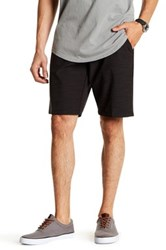 Burnside Dual Function Stretch Short Black
