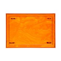 Kartell Dune Tray 55X38cm Orange