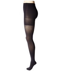 Spanx Luxe Leg Charcoal Hose Gray