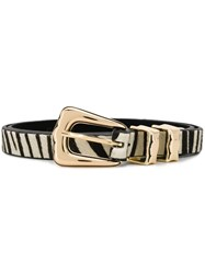 B Low The Belt Animal Print 60