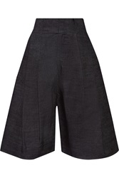 Studio Nicholson Wilson Pleated Denim Culottes