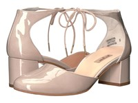 Paul Green Molly Heel Greige Patent Women's Shoes Pewter