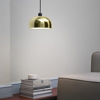 Normann Copenhagen Tivoli Grant Pendant Light Brass Gold