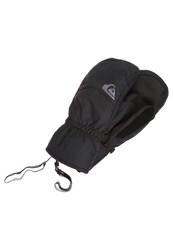 Quiksilver Cross Mittens Black