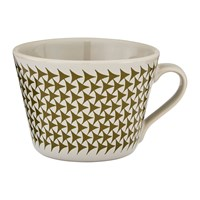 Murmur Kite Conical Mug With Gift Box Chartreuse