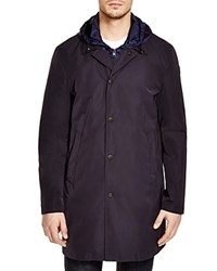 Moncler Reynaud Convertible Topper Jacket Navy