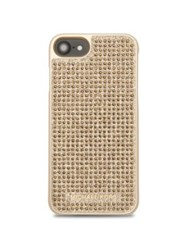 Michael Kors Pave Crystal Iphone 7 Case Gold