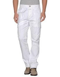 Closed Casual Pants White