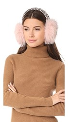 Eugenia Kim Janine Earmuffs Grey Cream