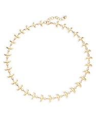 Temple St. Clair Tol 18K Yellow Gold Volo Strand Necklace