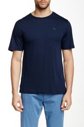 Tommy Bahama Basic Lounge Jersey Tee Blue