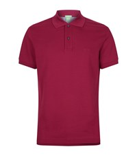 Hugo Boss Green C Firenze Basic Polo Shirt Male Cherry