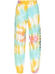 Aries No Problemo Tie Dye Cotton Sweatpants 60