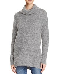 Equipment Rumor Turtleneck Sweater Heather Grey
