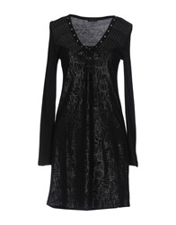 Custo Barcelona Short Dresses Black