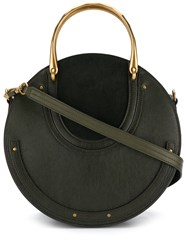 Chloe Pixie Bag Green