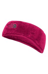 The North Face Women's 'Denali Ear Gear' Thermal Headband Pink Cerise Pink