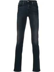 Frame Faded Skinny Jeans 60