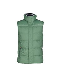 Tommy Hilfiger Denim Coats And Jackets Down Jackets Men Green