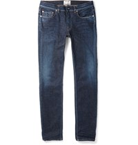 Acne Studios Ace Five Skinny Fit Denim Jeans Blue