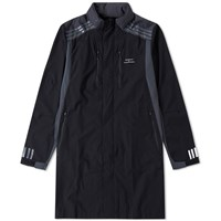 Adidas X White Mountaineering Long Mac Black