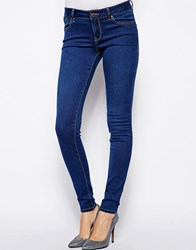 New Look Supersoft Superskinny Jean Blue