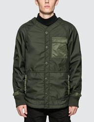 Mhi Maharishi Base Reversible Liner Jacket