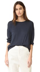 Vince Relaxed Crew Neck Tee Coastal
