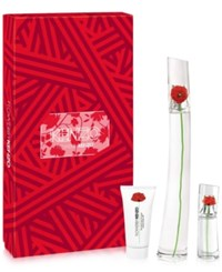 Kenzo 3 Pc. Flower By Gift Set No Color