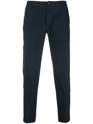 Department 5 Slim Fit Chinos Blue