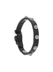 Red Valentino Dot Bracelet Black