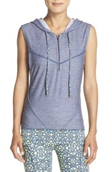 Women's Maaji 'Energy Easy And Cozy' Hoodie And Sports Bra