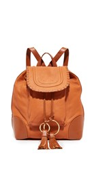 See By Chloe Polly Backpack Hazel