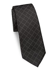 Theory Roadster Cardwelle Silk Tie Theorist