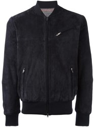 S.W.O.R.D 6.6.44 Zipped Jacket Blue