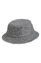 Obey 'Warrington' Bucket Hat Black