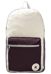 Converse Rucksack Purple Natural Cherry Off White