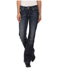 Rock And Roll Cowgirl Mid Rise Bootcut In Medium Vintage W1 4499 Medium Vintage Women's Jeans Blue