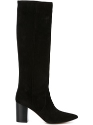Cnc Costume National Costume National Knee Length Boots Black