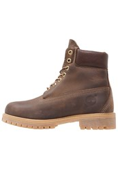 Timberland Heritage 6 Inch Winter Boots Brown