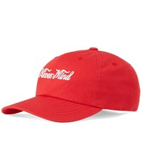 Etudes Studio Still Nevermind Cap Red